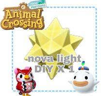 Animal crossing new horizons DIY Nova light lanterna stella ricetta ☀️☀️☀️☀️