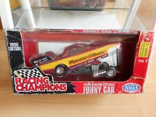 Racing Champions Funny Car Gary Clapshow Fuelish Pleasure in Red on 1:24 in Box