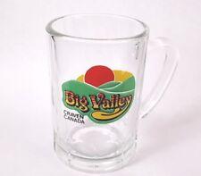 Craven Big Valley Shot Glass Mini Beer Mug Shooter Glass Jamboree Saskatchewan