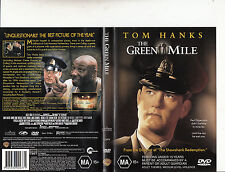 The Green Mile-1999-Tom Hanks-Movie-DVD