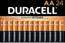 Duracell AA-CTx24   CopperTop 1.5 V  AA Alkaline Batteries 24 Pack