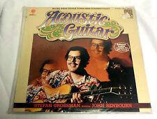 Stefan Grossman featuring Jon Renbourn: Acoustic Guitar   [Still-Sealed Copy]