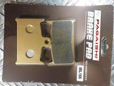 semimetallo PASTIGLIE FRENI ANT PER SUZUKI GSXR 750 J/K/L/M / WN / WP 88-93 F