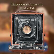 KAPREKARS CONSTANT - DEPTH OF FIELD SEALED 2019 CD FOLK PROGRESSIVE IAN ANDERSON