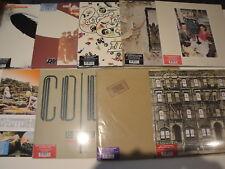 Led Zeppelin: The Vinyl Album Collection Sammlung 10 LP, neu / new