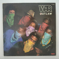 War ‎– Outlaw Label: Rca Victor ‎– Pl 14208 - Vinile, LP, Album - 1982 Funk Soul