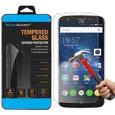 Premium Tempered Glass Screen Protector for For ZTE Warp 7 Boost Mobile