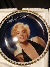 Bradford Exchange Marilyn Monroe Collector Plate. Certificate Of.