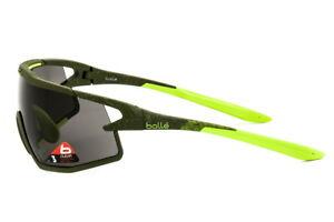 Bolle B-Rock Sunglasses Lime Khakhi Frame - TNS Lens 12155 - Authorized Dealer