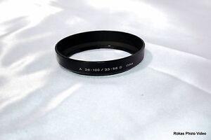 Used Genuine Minolta A 28-100 / 3.5-5.6 D Lens Hood (2502032)