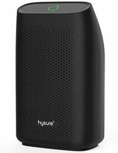 Hysure Dehumidifier, Compact Portable Electric Dehumidfier 700ml