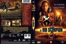DVD - LE ROI SCORPION