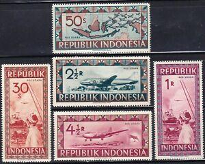 INDONESIA - C32 - C36 - COMPLETE MLH SET - LOOK!