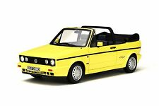 VW VOLKSWAGEN GOLF 1 CABRIOLET YOUNG LINE 1/18 OttO OttOmobile OT693 EN STOCK