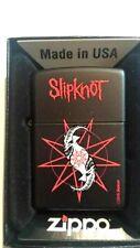 SLIPKNOT 2015 Zippo Lighter Pentagram LIMITED EDITION COREY TAYLOR  NEW SEALED