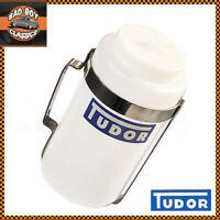 Windscreen Washer Bottle TUDOR & Stainless Bracket For Classic Car