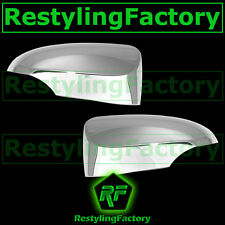 2012-2014 Toyota Yaris Triple Chrome plated Mirror with Turn Signal Cover Trim