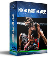 FLEXIBILITY STRETCHING FOR MIXED MARTIAL ARTS KICKBOXING TRAINING LEARN dvd