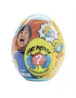 Ryans World Series 4 Giant Blue Mystery Egg Eggsclusive YouTube New Toy Kids