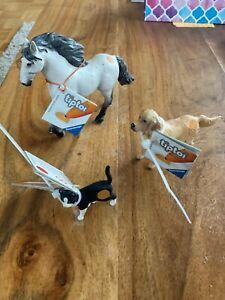 Ravensburger TipToi 3 Tiere Hund, Katze, Pferd Haustiere Tiptoi 🐈⬛🐕🐎