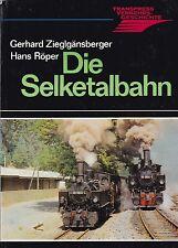 Die Selketalbahn, Transpress-Verkehrsgeschichte, 1981