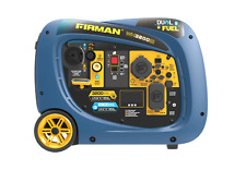 WH02942- 2900/3200w Refurbished Firman Dual Fuel Inverter, electric start