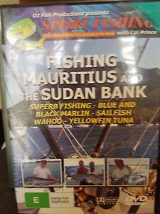 Fishing DVD Mauritius & The Sudan Bank - Tuna Marlin