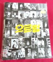 EXO-XOXO 1st Album Repackage [GROWL-KISS Version] Vol.1:CD+104p Booklet+Poster