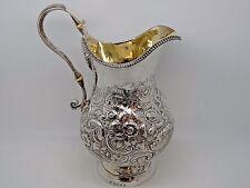Antico Georgiano Argento Birra Brocca London 1810 – John Houle enorme 826g