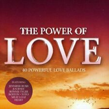The Power Of Love - Various (NEW 2CD)