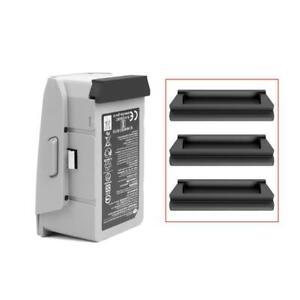 3pcs Drone Battery Charging Port Cover Cap Dustproof Plug for DJI Mavic AIR 2