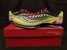 Saucony Kilkenny Xc5 Spike Mens Size 12 Cross Country Track Cleats No Spike Tool