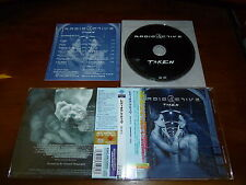Radioactive / Taken JAPAN+1 James Christian Robin Beck Tommy Denander OOP!!!! B1