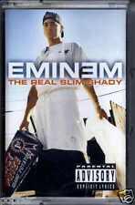 EMINEM - THE REAL SLIM SHADY / MY FAULT 2000 EUROPEAN CASSINGLE MARSHALL MATHERS