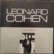 LP - Leonard Cohen, I'm Your Man - 1988 CPL 1008 Korean Pressing
