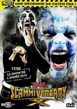 TNA - SLAMMIVERSARY 2012 /*/ DVD SPORT NEUF/CELLO