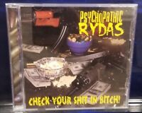 Psychopathic Rydas - Check Ya Shxt In CD insane clown posse twiztid esham abk