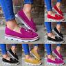 Women Tassel Loafer Shoes Comfy Slip On Ladies Casual Flat Pumps Platform Work