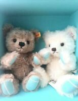 2 SET TIFFANY x Steiff Return to Tiffany Love Teddy Bear Japan 800 Limited L04