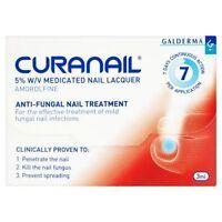 Original Loceryl Curanail Medicated Nail Lacquer 2.5ml Nail Treatment
