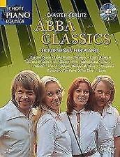 ABBA Classics Klavier Noten mit CD Carsten Gerlitz NEU VOM MUSIKFACHHÄNDLER !