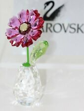 Swarovski Original Figurine Flower Blumenträume Gerbera 5439225 New