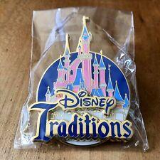 Disney Traditions Pins (Edition Limité) - Disneyland Resort Paris - Cast Member