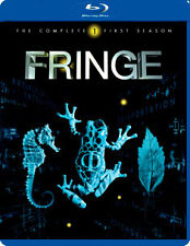 FRINGE - SEASON 1 - BLU-RAY - REGION B UK