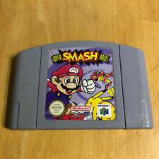 N64 Nintendo 64 Game - Super Smash Bros