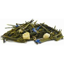 Pineapple, Papaya & Honey Tropical Green Loose leaf tea, 4 oz + free sample