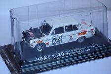 ALTAYA SEAT 1430 #24 MONTE CARLO 1977 1/43