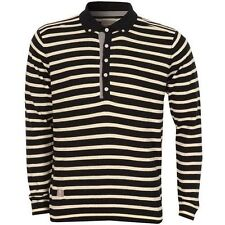Peter Werth Collared Striped Jumpers & Cardigans for Men