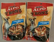PURINA ALPO TBONZ PORTERHOUSE FLAVOR made With Real Beef Dog Treats