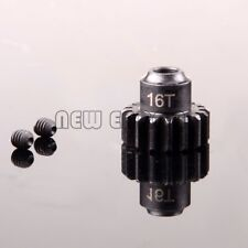 16T Steel Pinion Gear M1 5MM Shaft FOR RC Traxxas X-Maxx X MAXX